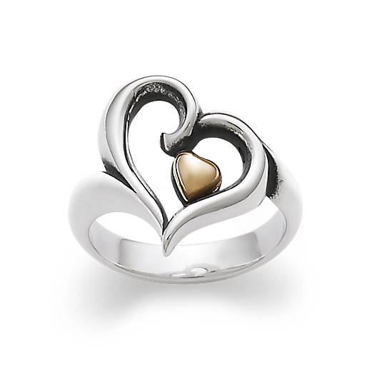 Heart Ring James Avery