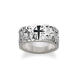 Mark of the Cross Ring
