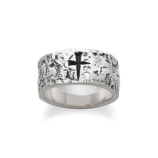 View Larger Image of Mark of the Cross Ring