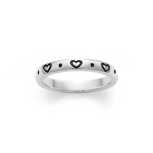 View Larger Image of Amor Stacked Ring