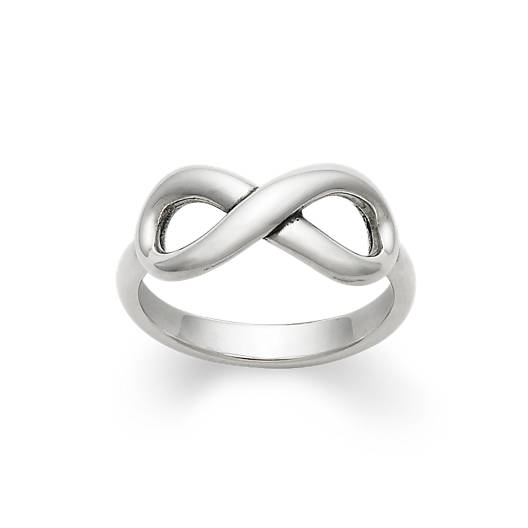 View Larger Image of Infinity Ring