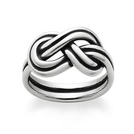 True Love Knot Ring