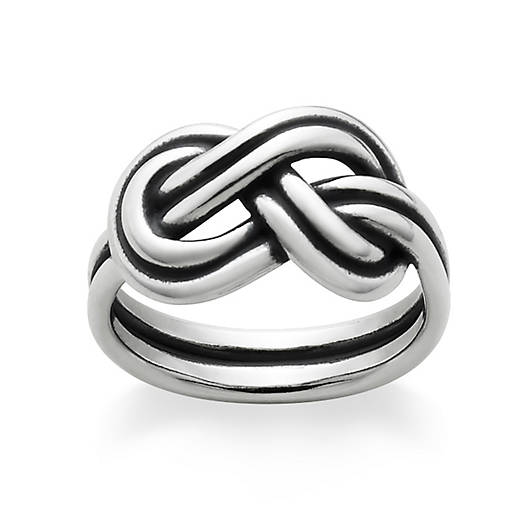 View Larger Image of True Love Knot Ring