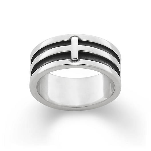 View Larger Image of Danish Cross Ring