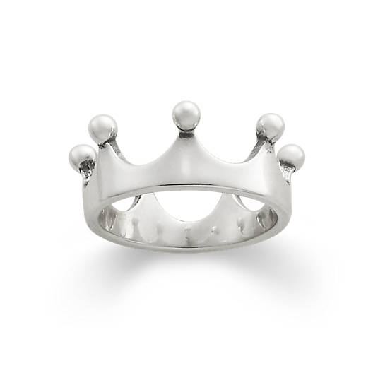 View Larger Image of Princess Crown Ring