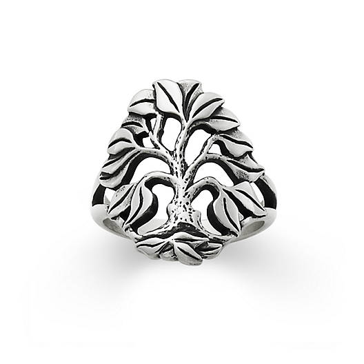View Larger Image of Tree of Life Ring