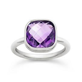 Avery Isabella Amethyst Ring