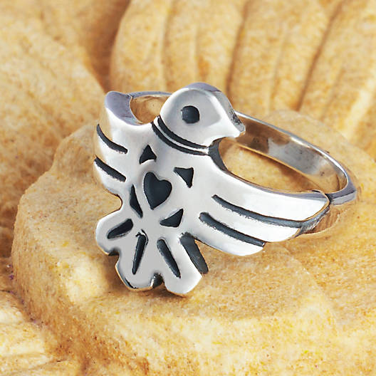 View Larger Image of Rain Dove Ring