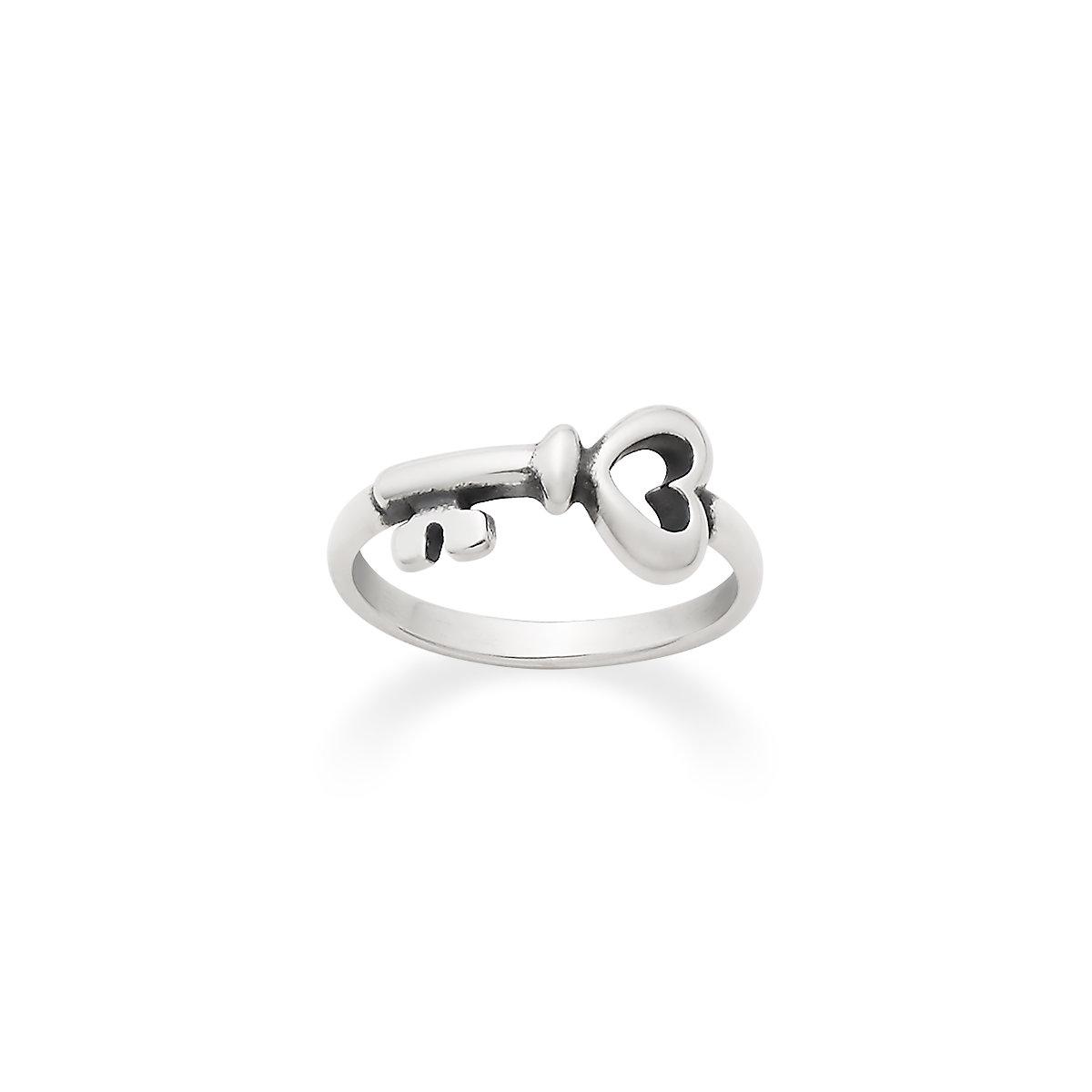 the hearts key ring