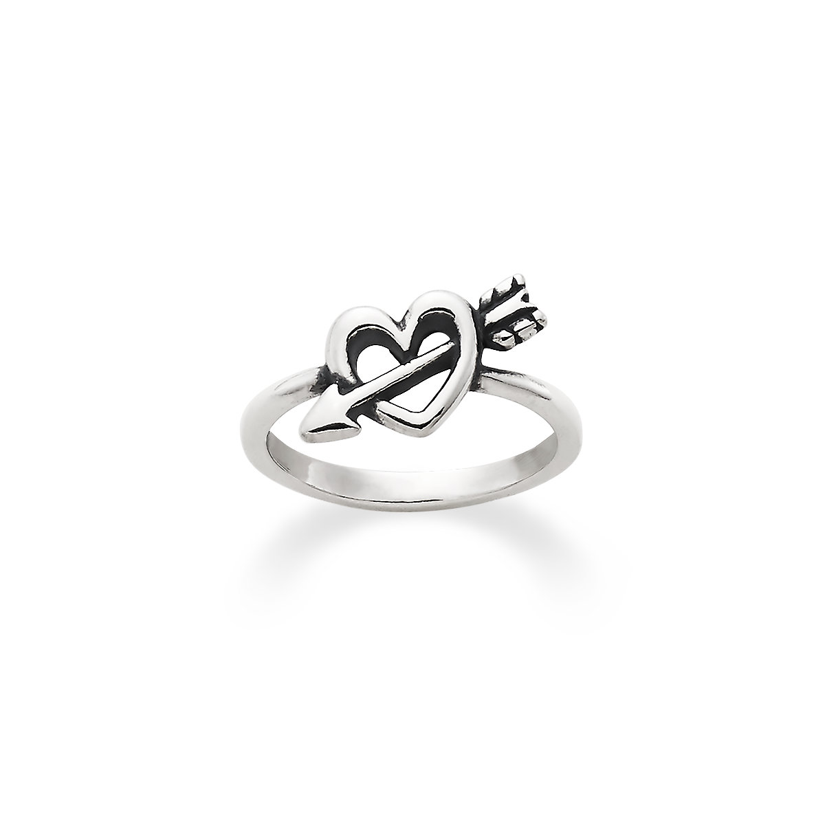 love s arrow ring james avery