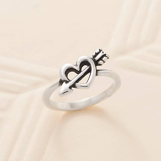 View Larger Image of Love's Arrow Ring