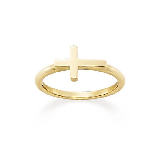 Horizon Cross Ring