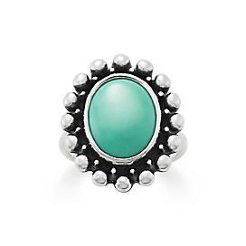 Santorini Turquoise Ring