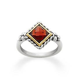 Alessandra Garnet Ring