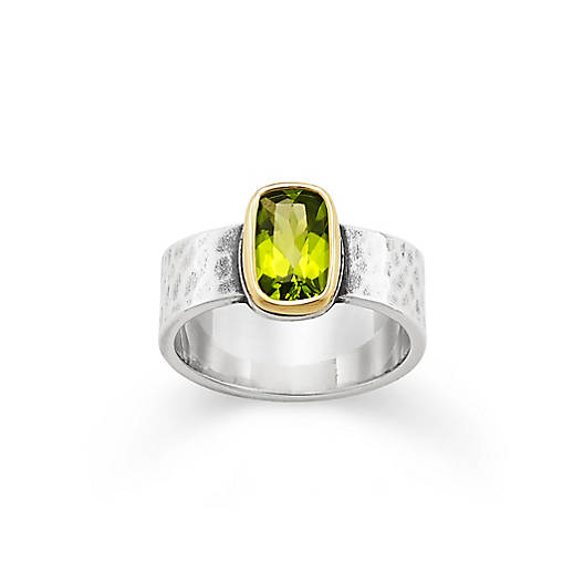 View Larger Image of Graciela Ring with Peridot
