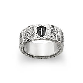 forged faith hope love band - James Avery Wedding Rings