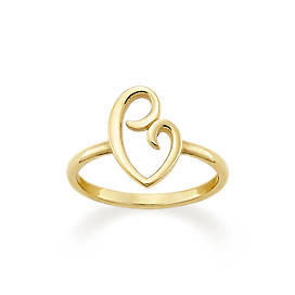 Delicate Mother's Love Ring