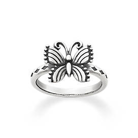 Festival Butterfly Ring
