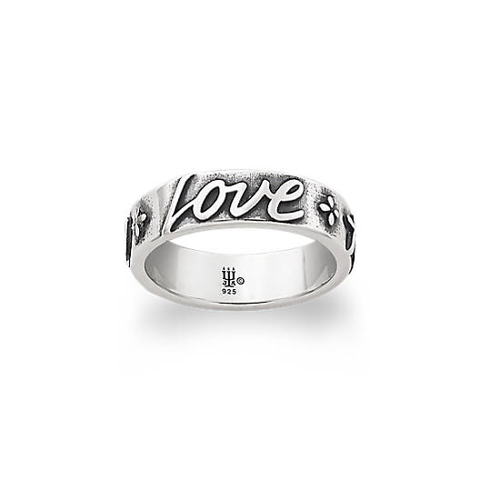 "View Larger Image of Script ""Faith, Hope & Love"" Band"