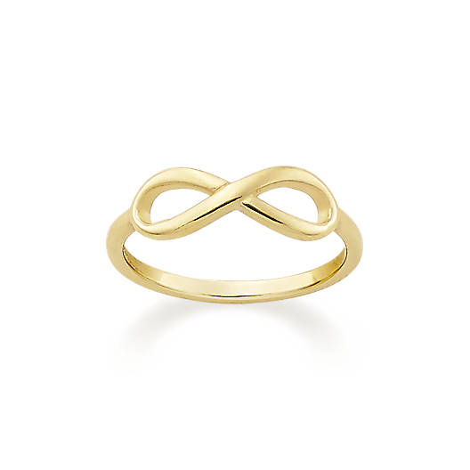 View Larger Image of Petite Infinity Ring