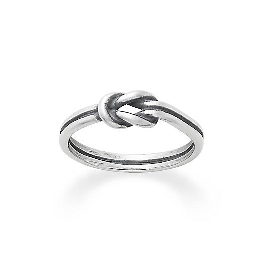 View Larger Image of Petite Lovers' Knot Ring