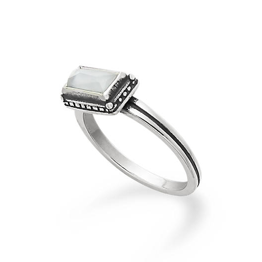 View Larger Image of Palais Blanc Doublet Ring