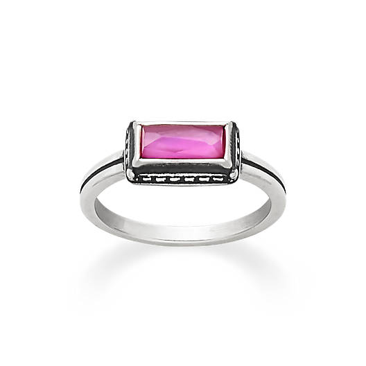 Palais Rose Doublet Ring