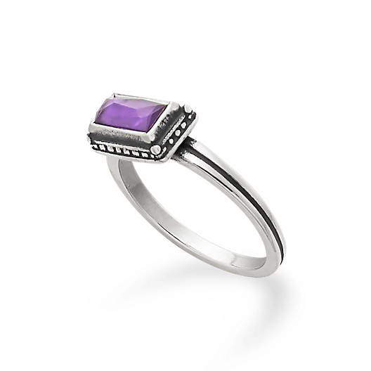 View Larger Image of Palais Violet Doublet Ring