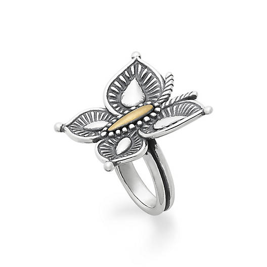 View Larger Image of Beaded Mariposa Ring