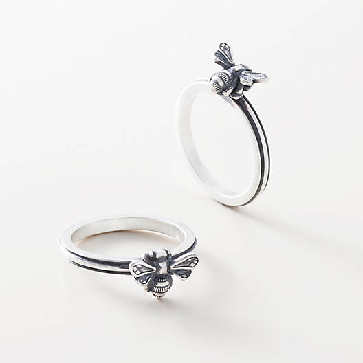 View Larger Image of Honey Bee Ring