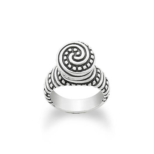 African Beaded Ring