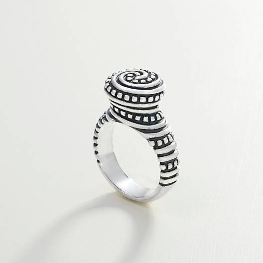 View Larger Image of African Beaded Ring