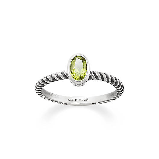 Elisa Ring with Peridot