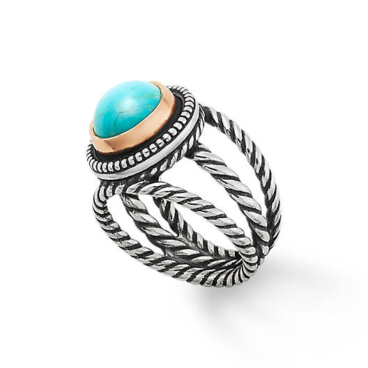 View Larger Image of Marjan Turquoise Ring