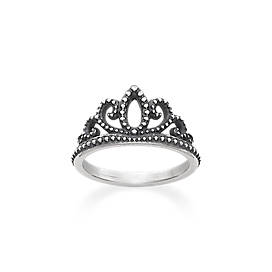 Beaded Tiara Ring