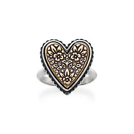 Heirloom Heart Ring
