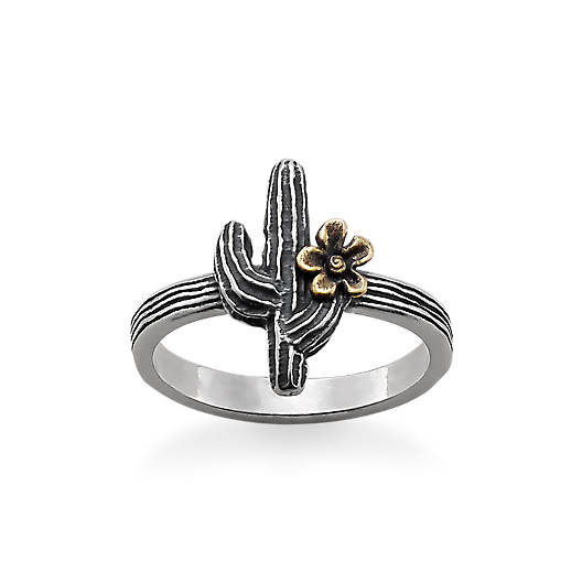 View Larger Image of Cactus Blossom Ring