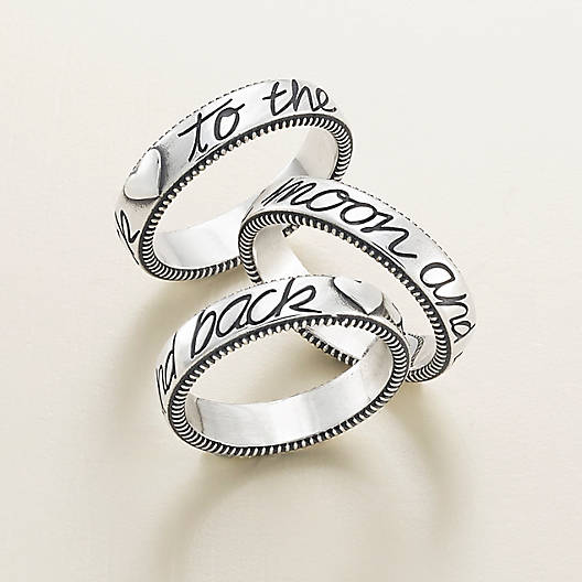 View Larger Image of To the Moon and Back Ring