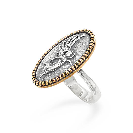 View Larger Image of Seraphina Angel Ring
