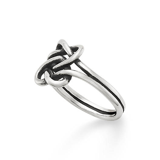 View Larger Image of Intertwined Hearts Ring