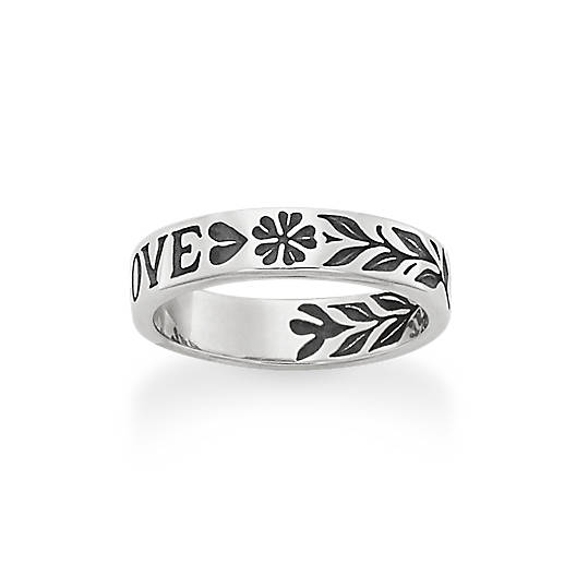 "View Larger Image of ""My Love"" Ring"