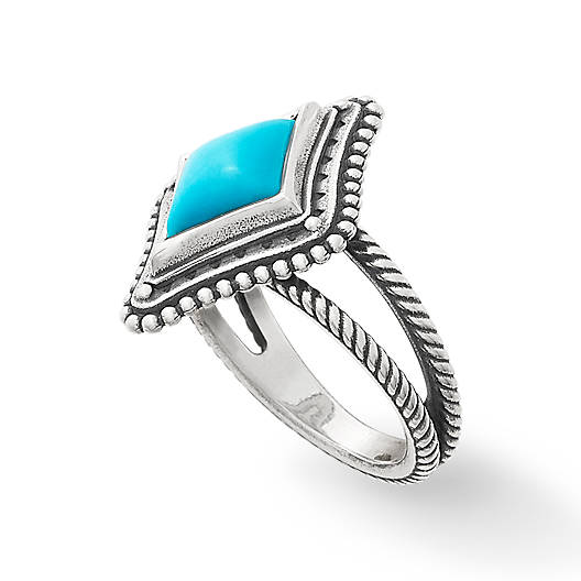 View Larger Image of Dakota Ring with Turquoise