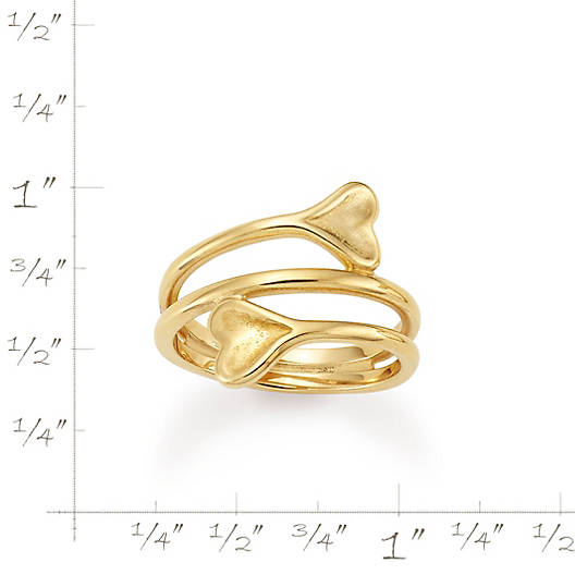 View Larger Image of Hearts' Embrace Ring