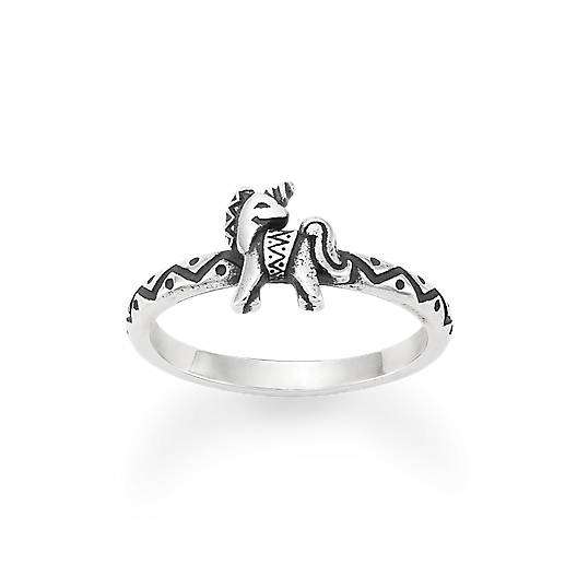 Tiny Unicorn Ring
