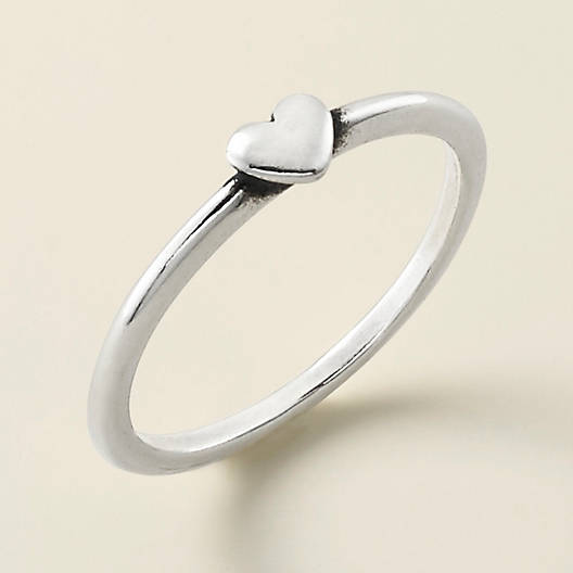 View Larger Image of Pure Heart Ring