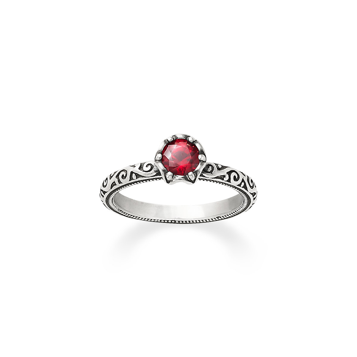 Ruby Diamond Ring Pave Diamond Ruby Band Ring Diamond Band Ring Birthday Anniversary Gifts For Her July Birthstone Minimalist Ring
