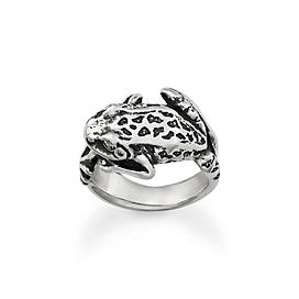 Wrap Around Frog Ring