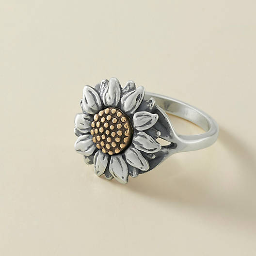 View Larger Image of Wild Sunflower Ring