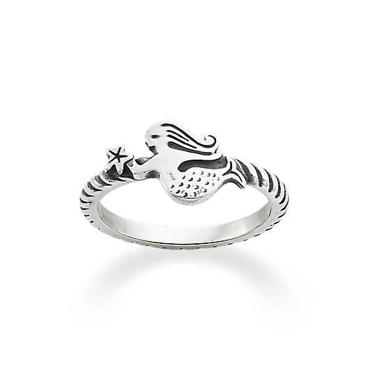 View Larger Image of Swimming Mermaid Ring