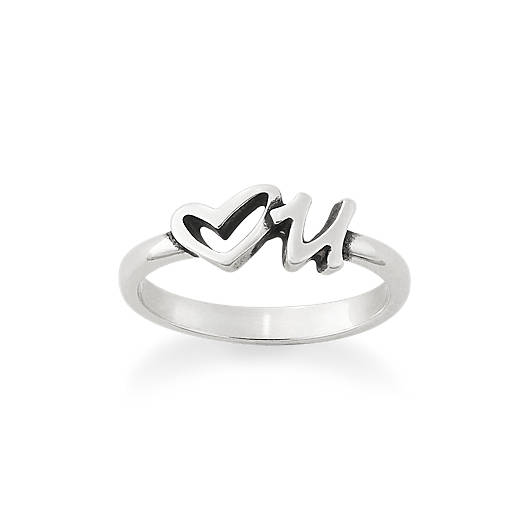 View Larger Image of Love U Ring